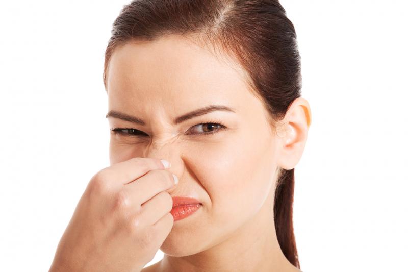 khí hư có mùi không ngứa