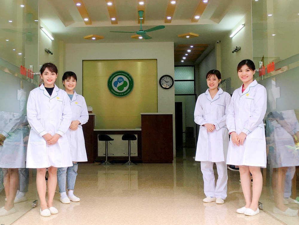 phòng khám chữa viêm lộ tuyến cổ tử cung