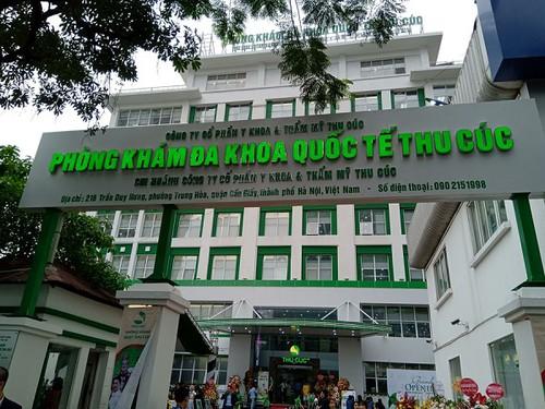 bệnh viện khám buổi tối thu cục
