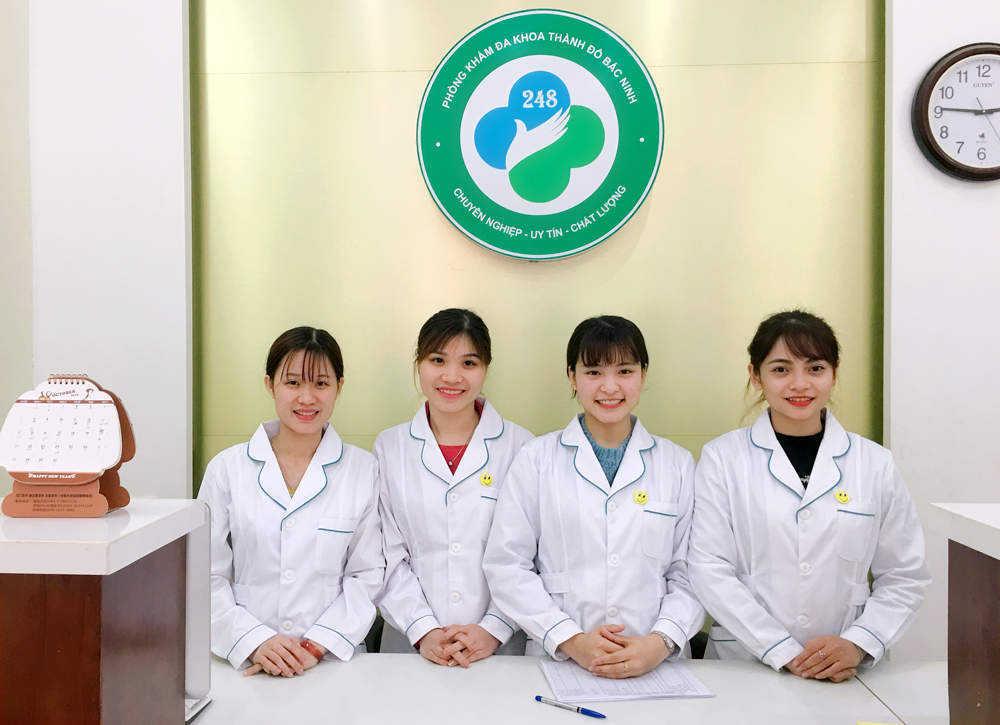 phòng khám phá thai tại bắc ninh