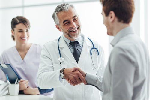 đội ngũ bác sĩ có chuyên môn cao