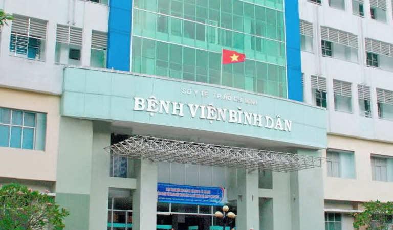 chữa viêm tinh hoàn tại bệnh viện bình dân