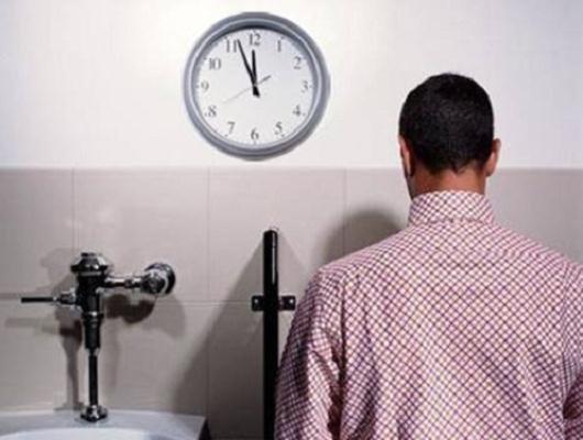 một số bệnh lý có thể gây tiểu đêm ở nam