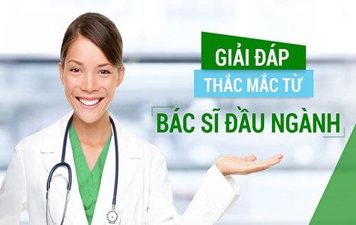 bác sĩ tư vấn nam khoa