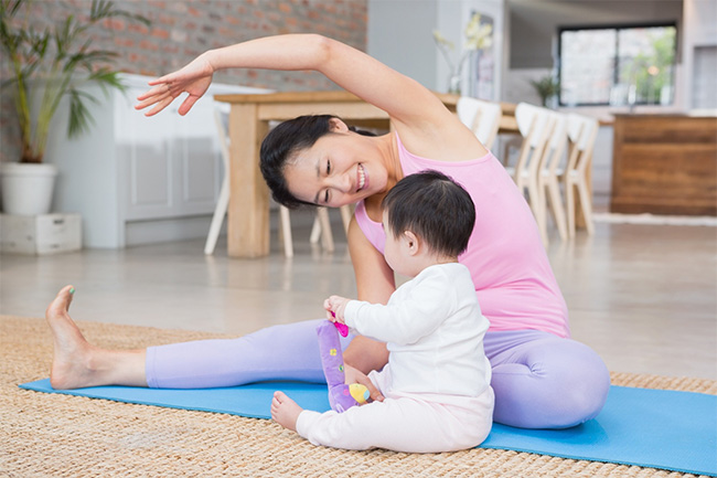 10 Thực đơn giảm cân sau sinh hiệu quả không làm mất sữa cho mẹ